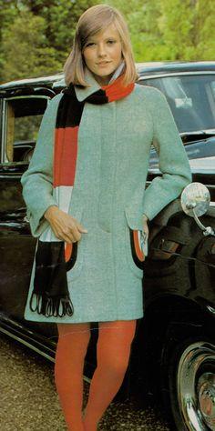 Louis Feraud Jours de France - Automne 1972