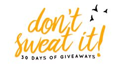 Don't Sweat It Summer 2016 Giveaway enter below: http://www.naturallycurly.com/giveaways/Dont-Sweat-It-Summer-Giveaway/st/5774bf6de48b37.43416136