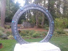 Stargate Wedding Arch