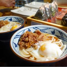 NEW RESTAURANT ALERT: Marugame Udon - BGC  Create your own udon dish by picking as many sides and tempura you'd like self-service style  @gmeatsworld # #bookymanila  View its exact location on our app!  Tag your friends who love udon