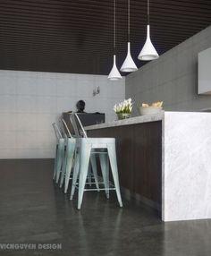 elegant-contemporary-kitchen-design-with-island-bar