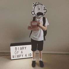 Diary of a Wimpy Kid #bookweek