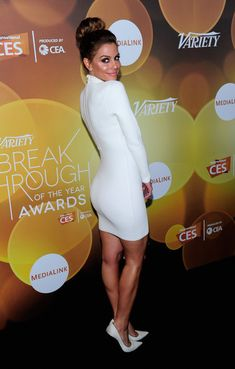 Maria Menounos - Arrivals at the Variety Breakthrough Awards