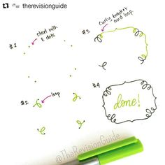 #Repost ・・・ Here's a variation on the eight dot curly bracket border 😊 😍 . . Use #TheRevisionGuide_Borders and show me what you've drawn 😍 . . . . #TheRevisionGuide_HowTo #study #doodle  #studytips #studying #studyblr #studytime #studygram  #studymotivation #studyspo #studyinspiration  #studentlife  #school #college  #sketchnotes #visualnotes #planner  #mystaedtler @staetriplus @staedtlermars #visualthinking  #revisionnotes #notetaking #studynotes #handlettering #togetherweletter…