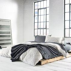 Calvin Klein Modern Cotton Strata Marble Bedding Collection | Bloomingdale's