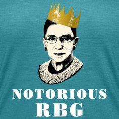 Official Notorious RBG Shirt