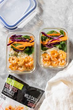 Looking for a cool and fresh meal prep? Try this Spring Roll in a Bowl! Minimal cooking, no re-heating required, and quick to make! Side Recipes, Easy Dinner Recipes, Whole Food Recipes, Easy Meals, Breakfast Recipes, Dessert Recipes, Frugal Meals, Light Recipes, Lunch Recipes