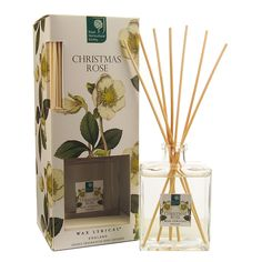 Wax Lyrical Christmas Rose Reed Diffuser OOS