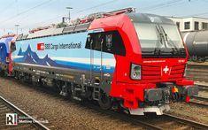 [EU] Railcolor Weekly: Modern Locomotive News – Railcolor Swiss Railways, Electric Locomotive, Busses, Electric Power, Transportation, Engineering, Train, History, World