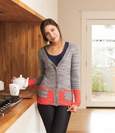 #175 Lady/'s /& Girls DK Patchwork Style Sweater Vintage Knitting Pattern
