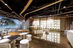 Interior/Exhibition/VMD :: U-LOUNGE by Design BONO, Seoul