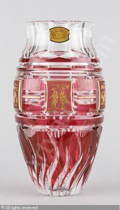 Vase Saurat, décor japonais -  1968, sold by Horta, Brussels, on Tuesday, April 29, 2014