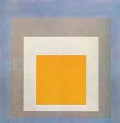 Homage to the Square: Ascending - Josef Albers, 1953