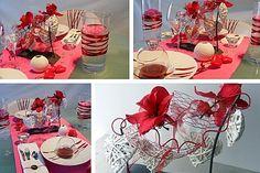 1000 images about san valentin on pinterest mesas - Decoraciones para san valentin ...