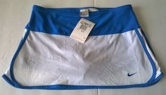 NIKE FIT-DRY WOMEN'S TENNIS SKIRT SKORT SIZE XS NEW WITH TAGS   #Nike