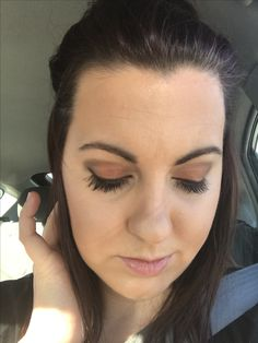 Defiant Splurge Cream Shadow Faithful Splurge Cream Shadow Eye Palette 1  3D Fiberlash Plus Mascara