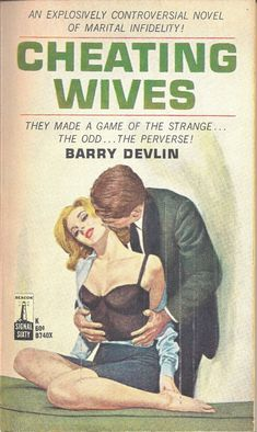 Cheating Wives - Barry Devlin -  Beacon Books #B740X, 1964