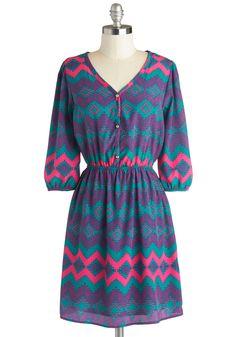 Southwest Fest Dress   Mod Retro Vintage Dresses   ModCloth.com