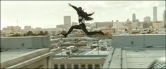 Rooftop Chase