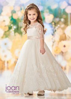 34f039942f Joan Calabrese Flower Girl Dresses