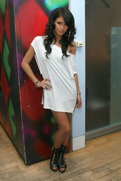 Cassie Ventura: The RB singer and model was born to a Filipino father and an African American/Mexican mother.