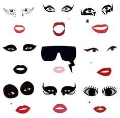 Eye Make Up - Lady GaGa