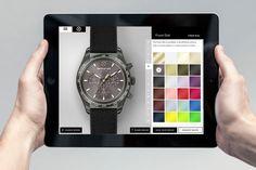 Interactive Design Bruggler Luxury Watches