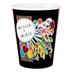 Candy Paper Cups . https://www.zazzle.com/candy_paper_cups-256266725727068155