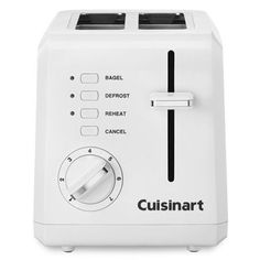 Cuisinart CPT-122 2-Slice Compact Plastic Toaster (White) * This is an Amazon Affiliate link. Check out the image by visiting the link.