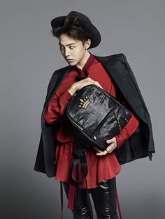 G-Dragon - J.estina F/W 2014
