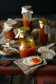 Pumpkin Jam with Tonka Beans
