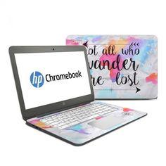 Wander HP Chromebook 14 Skin