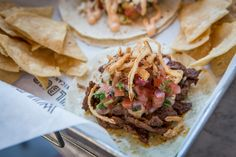The best tacos in Toronto boast big flavours on tiny tortillas. Whether you're a fan of authentic Mexican, So-Cal or fusion street foods, there's a taqueria, tequila bar or cantina that's got what you want. Once thought to be a flash-in-the-pan Toronto food trend, these taco joints have staying power....