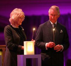 Camilla Parker Bowles Photos: Holocaust Memorial Day Ceremony