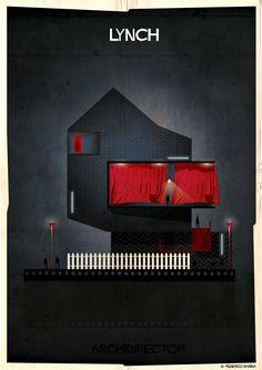 Aquí es lo que David Lynch se vería como una Casa | The Creators Project