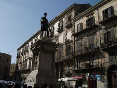 Carlo Quinto (Charles V of Spain) - Palermo, Sicily   Flickr - Photo Sharing!