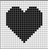 Crochet heart filet knitting charts 65 Ideas for 2019 C2c Crochet Blanket, Knit Dishcloth, Tapestry Crochet, Crochet Chart, Knit Crochet, Baby Hats Knitting, Knitting Charts, Knitting Patterns, Crochet Patterns
