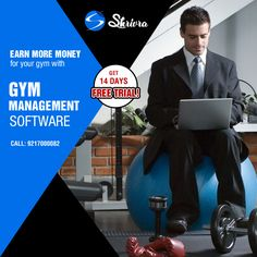 Earn More #Money with Better #Management #Software for Your #Gym and #FitnessCenter. Accelerate Your Business now!!  http://shrivra.com/gym-management-software ☎ +1-209-386-9543  9217000082