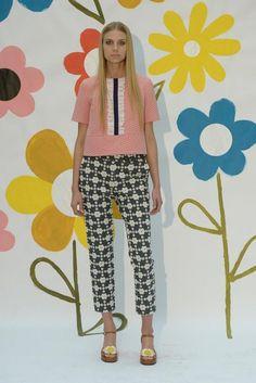 Orla Kiely Makes Us Want to Dress Like Marcia Brady via @WhoWhatWear