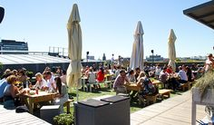 Takpark på Sveavägen 44 - Skandia Fastigheter Stockholm, Dolores Park, Travel, Pdf, Voyage, Viajes, Traveling, Trips, Tourism
