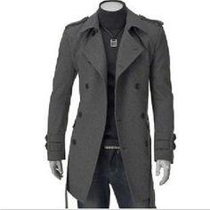 Пальто мужское обзор