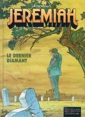 """Hermann, """"Le dernier diamant - Jeremiah"""", t.24, éd. Dupuis."""