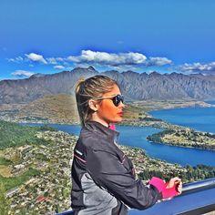 Lugar mais lindo que já conheci!!!!!  #newzealand #queenstown #encantador #ferias by barbaraevans22