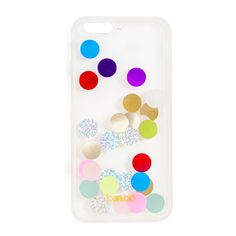 confetti bomb iphone 6 case - europop