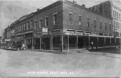 Olive Hill, Kentucky, 1938.