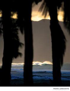 Pipeline, Hawaii. Photo: Lowe-White