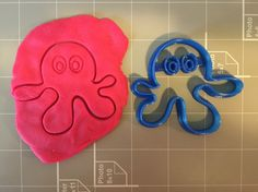 Octopuse Cookie Cutter