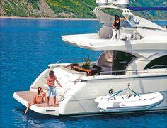 alpha marine group, yacht services