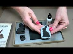 A great tutorial on how to use Ranger Melt Art products, available here: http://www.ohmycrafts.com/search.aspx?find=melt+art