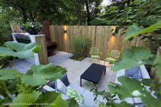 Garden Vision tuinontwerp stadstuin - Product in beeld - Startpagina voor tuin ideeën   UW-tuin.nl